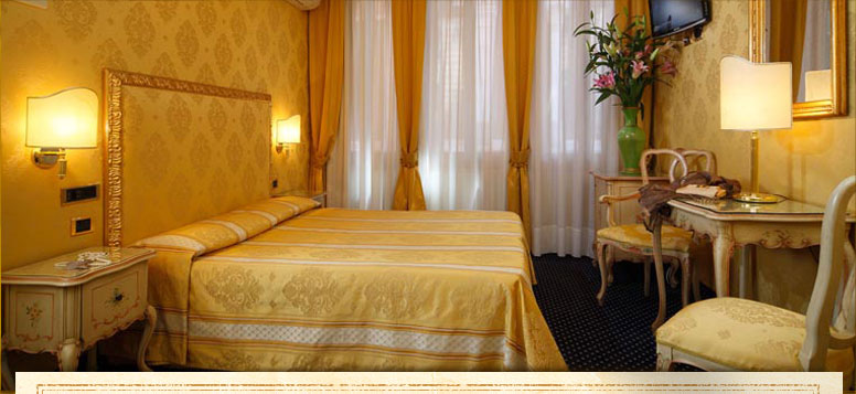 Hotel Castello - Rooms